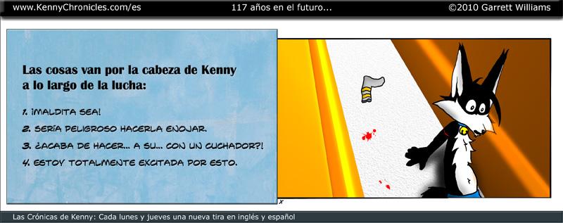 Y de nuevo a Kenny