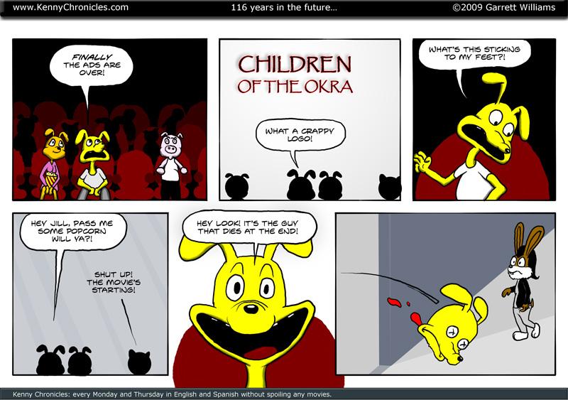 Children Of The Okra